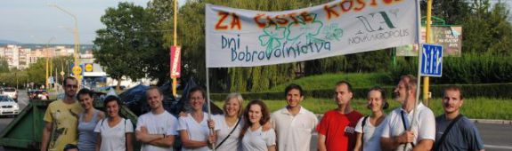 Za čisté Košice júl 2014