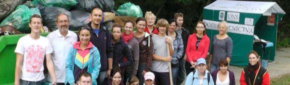 Dni dobrovoľníctva v Bratislave 2012