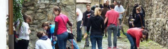 Dni dobrovoľníctva v Bratislave 2013