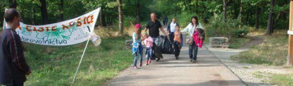 Dni dobrovoľníctva v Košiciach 2013